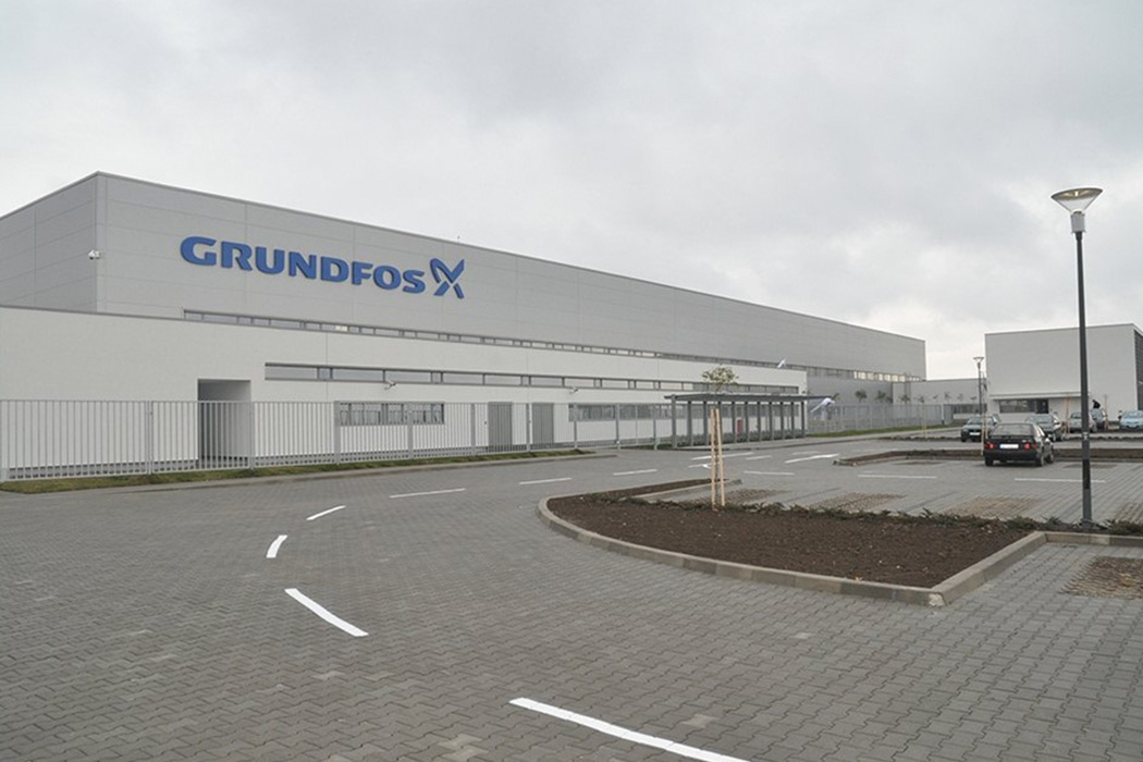 """Svečano otvaranje """"Grundfosa"""" u maju"""