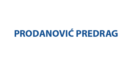 Prodanović Predrag