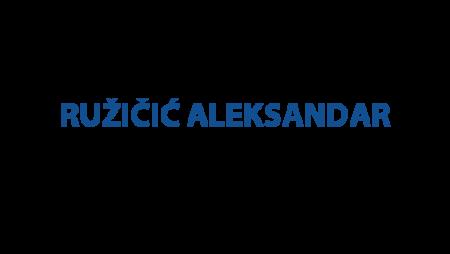 Ružičić Aleksandar