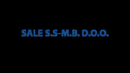 Sale S.S-M.B. D.O.O