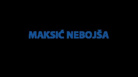 Maksić Nebojša