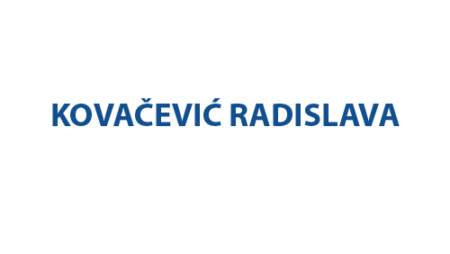 Kovačević Radislava