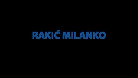 Rakić Milanko