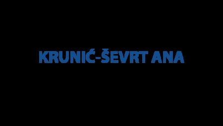 Krunić-Ševrt Ana