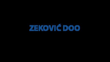 ZEKOVIĆ DOO