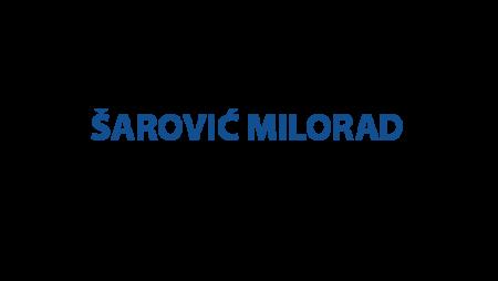 Šarović Milorad