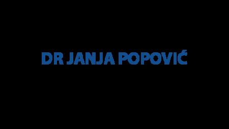 Dr Janja Popović