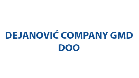 Dejanović company GMD DOO