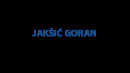 Jakšić Goran
