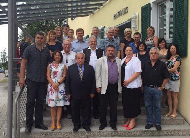 Predstavnici opštine Inđija na Winefest u Karlshuldu