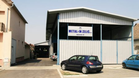 METAL IN ZELIĆ DOO