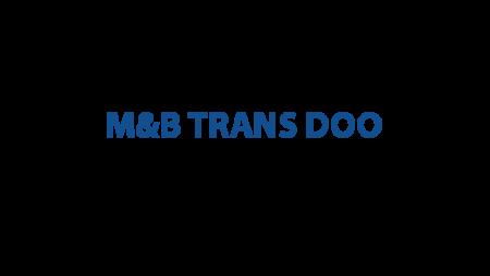 M&B Trans DOO