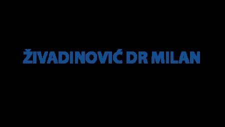 Živadinović dr Milan