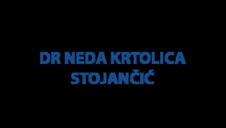 Dr Neda Krtolica Stojančić