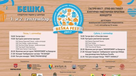 "Danas i sutra ""Beška fest"" – 6. po redu"