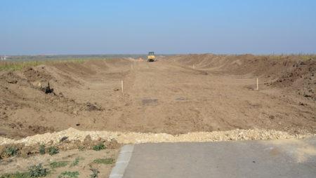 Izgradnja infrastrukture u severoistočnoj radnoj zoni (faza II) – Inđija