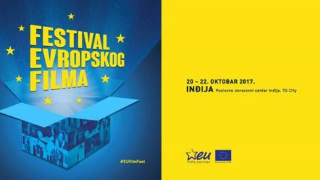 Festival evropskog filma večeras u Inđiji