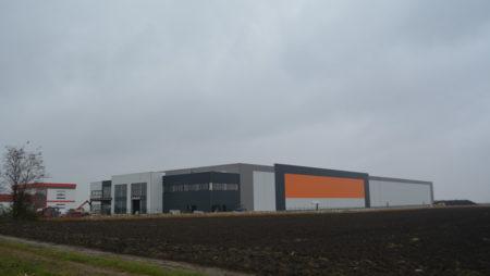 Kompanija Agromarket u Inđiji