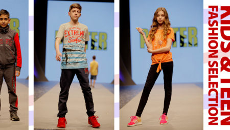 Panter na prvoj Kids & Teen Fashion Selection reviji