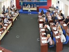 Tehničko opremanje Skupštine opštine Inđija