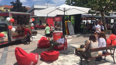Veliki komšijski karavan Grand kafe stiže u Sremsku Mitrovicu