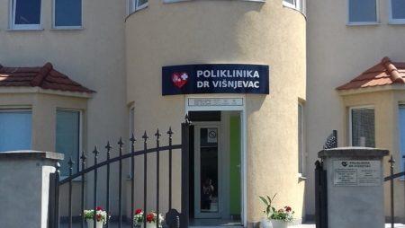 Poliklinika 'Dr Višnjevac' ograničava radno vreme, otvoren telefon za građane u vezi saveta lečenja i terapija