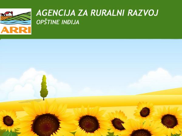 ARRI i Opština Inđija kao dobar primer u ruralnom razvoju