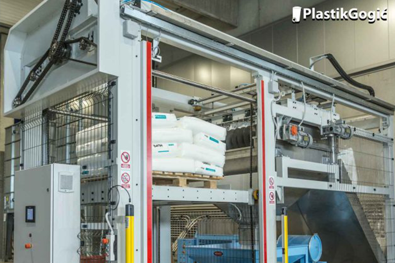 Plastik Gogić: Centralni sistem pušten u rad